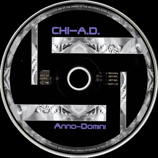 Anno Domini (Album)
